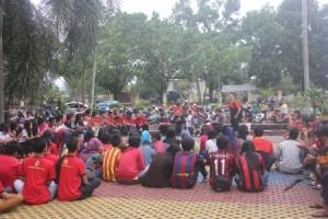 pertemuan antar komunitas kabupaten lahat